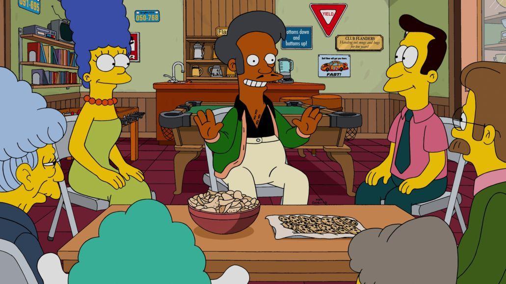 Apu I Simpson
