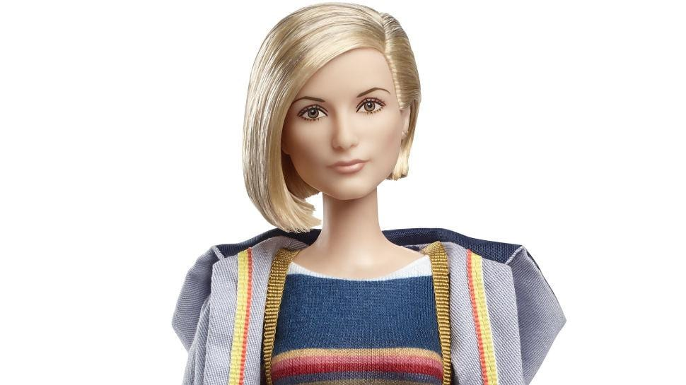 Barbie di Doctor Who