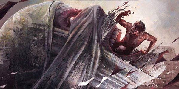 caput mundi: nero -l'inferno è vuoto