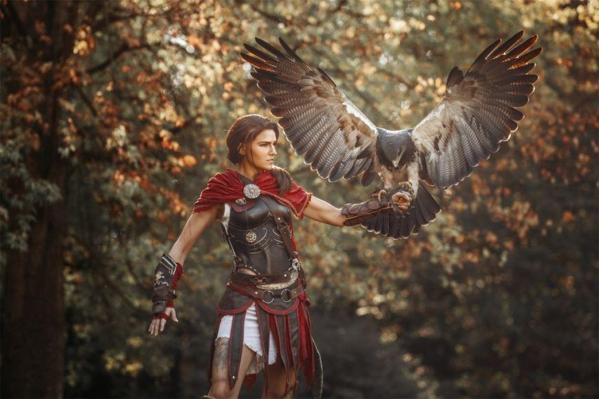 Cosplay di Assassin's Creed Odyssey