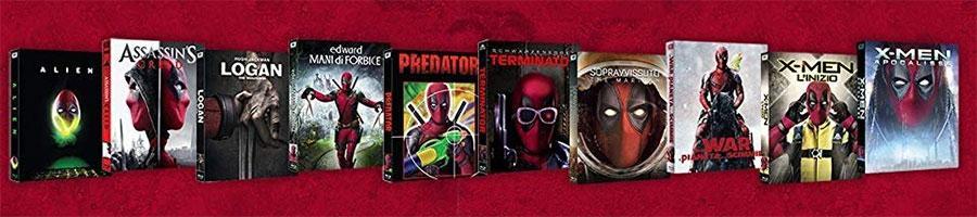 Geek Mix Deadpool Collection
