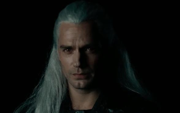 Henry Cavill Geralt di Rivia The Witcher