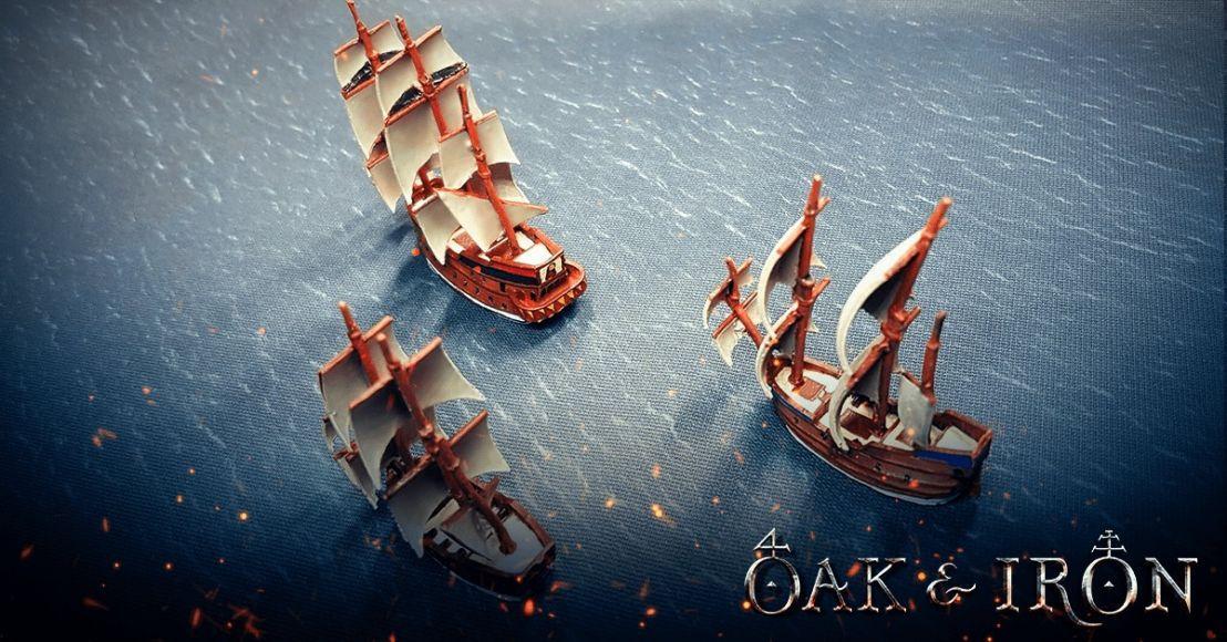Oak and Iron