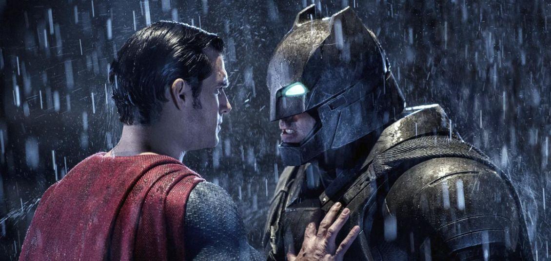Ben Affleck e Henry Cavill batman vs superman