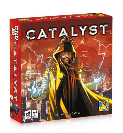 catalyst dv giochi