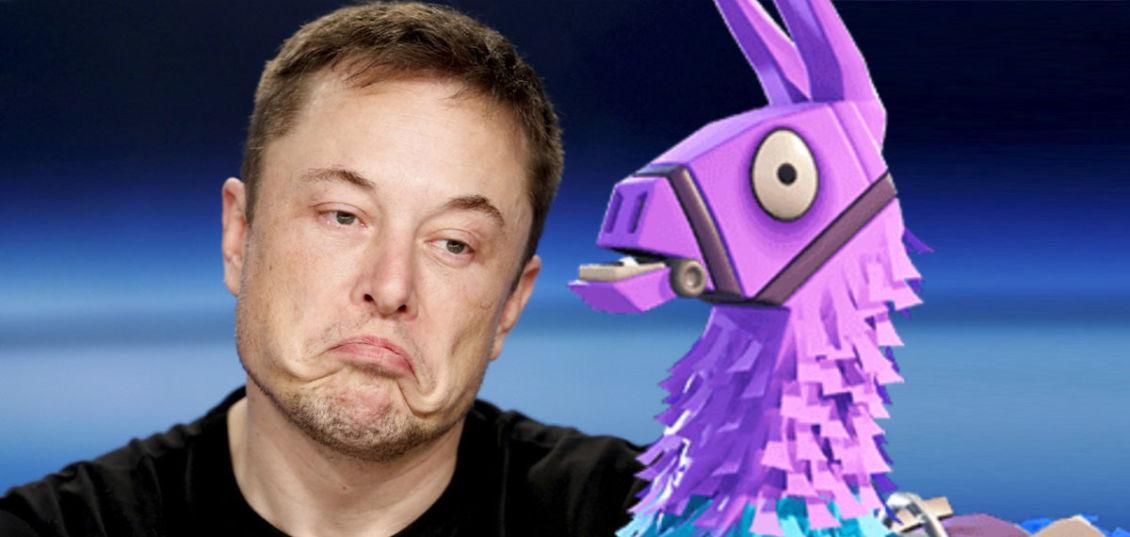 Elon Musk e Fortnite