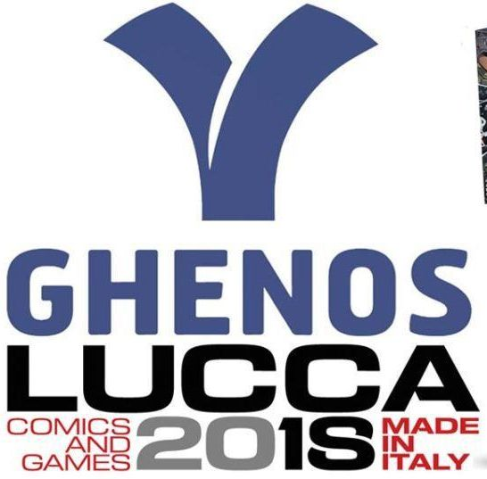 Ghenos Games lucca 2018