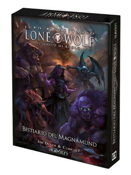 Lupo Solitario: Bestiario del Magnamund