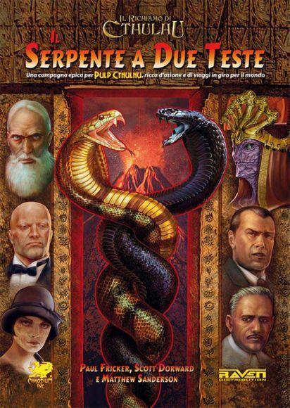 Il Richiamo di Cthulhu: Il Serpente a Due Teste