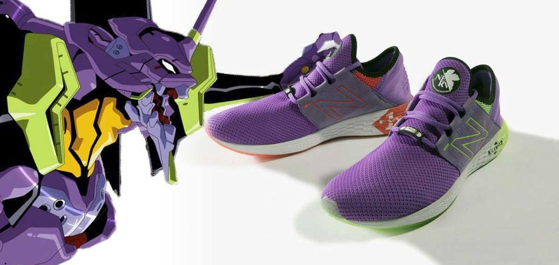 big sale 95648 ea24e Arrivano le scarpe di Neon Genesis Evangelion! - Justnerd.it