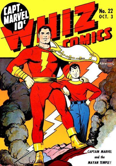 shazam Captain_Marvel_Billy_Batson+