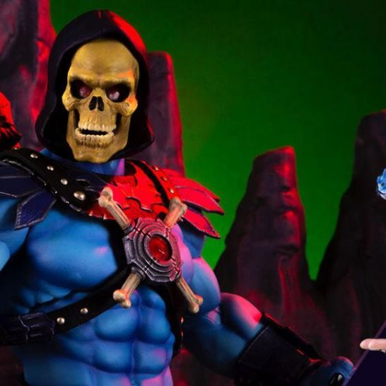 Action figure di Skeletor