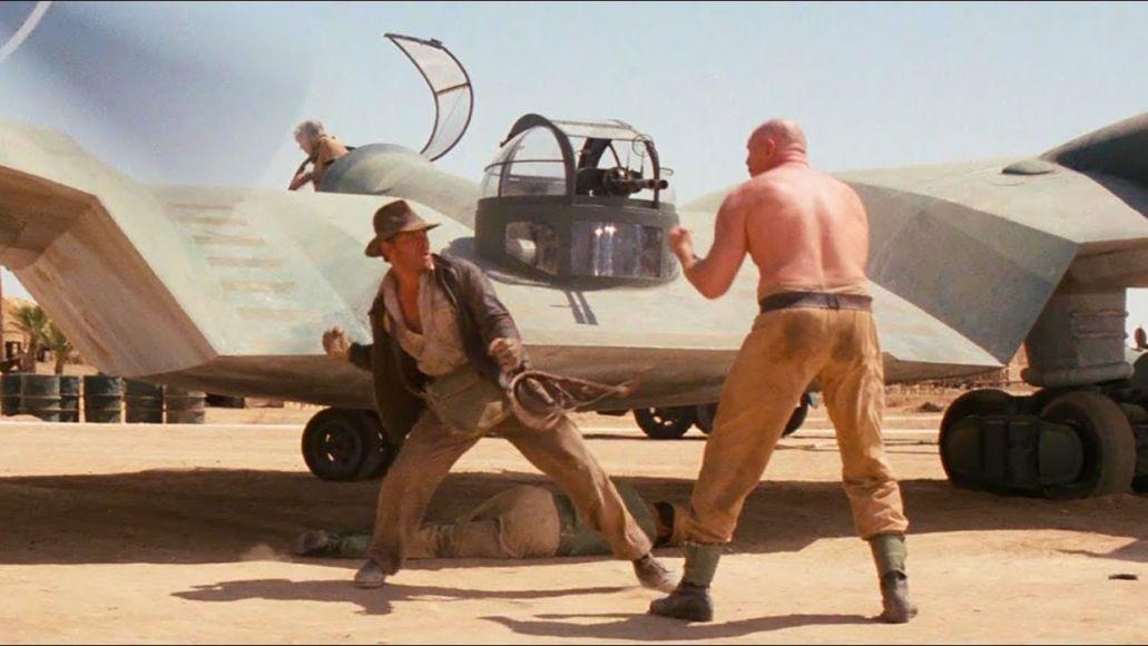 Aereo Nazista di Indiana Jones e i Predatori dell'Arca Perduta