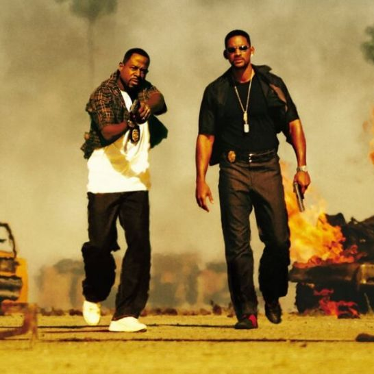 martin lawrence will smith bad boys