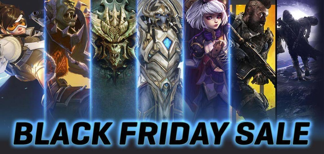 Black Friday Blizzard