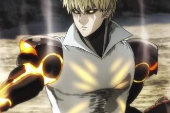 genos one punch man