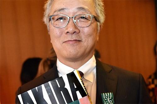 Katsuhiro Otomo autore di Akira