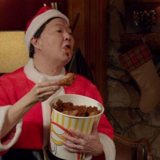 Ken Jeong Cracks Christmas