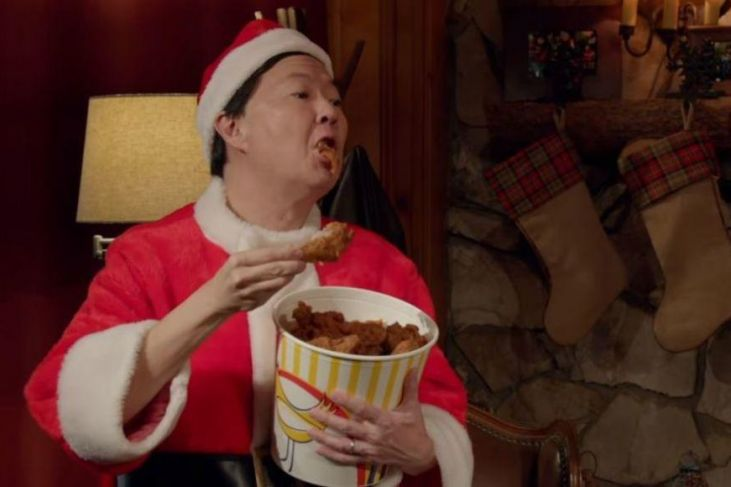 Ken Jeong Cracks Christmas