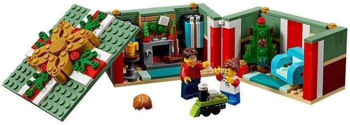 pacco regalo lego