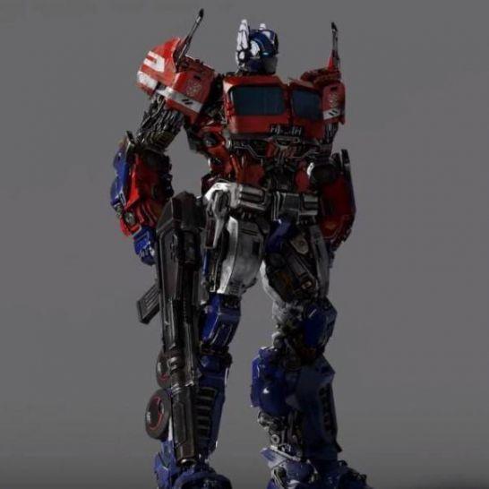 Optimus Prime Old School