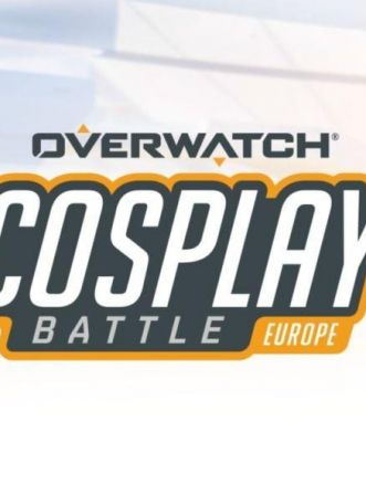 Overwatch Cosplay Battle