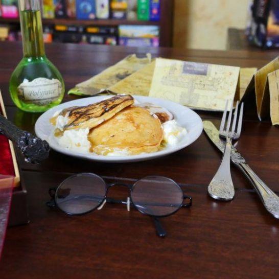 Pancakes alla Burrobirra