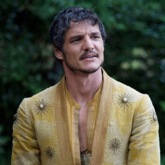 Pedro Pascal Oberyn Martell Game of Thrones
