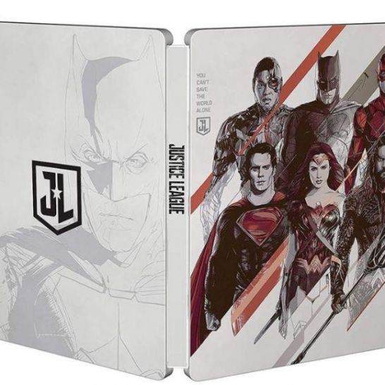 Steelbook Mondo Justice League