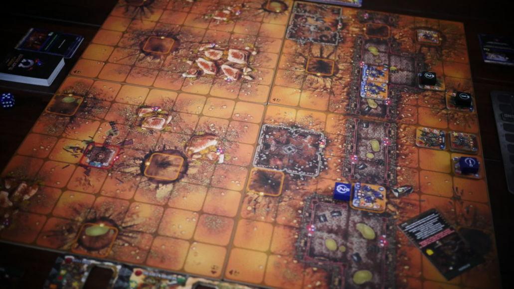 Warhammer 40000 Heroes of Black Reach