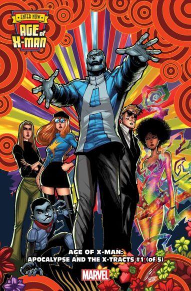 age of x-man 5