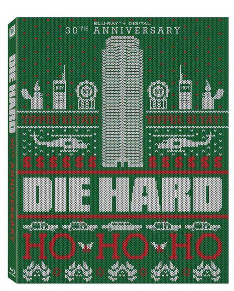 Die Hard Blu-ray edizione speciale natalizia
