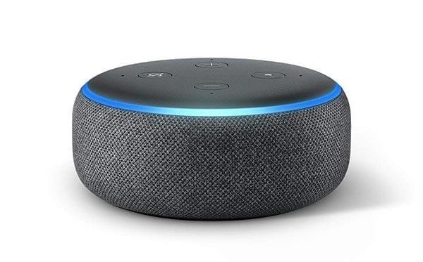 Altoparlante intelligente Alexa Echo Dot 3^ generazione