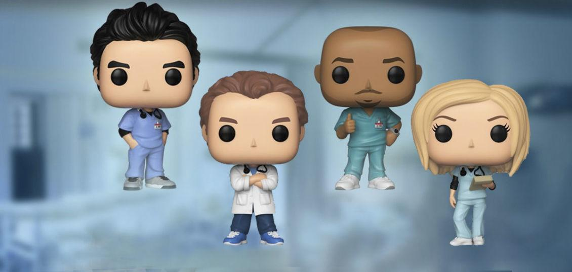 Funko Pop di Scrubs