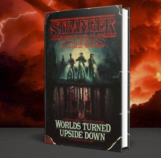 libro di stranger things