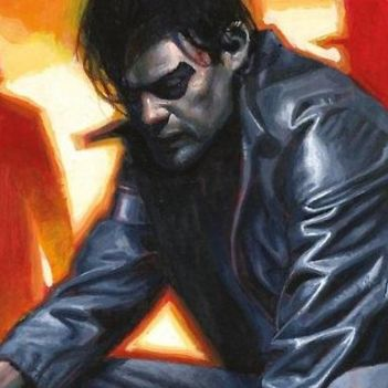 morgan lost & dylan dog 1 cover
