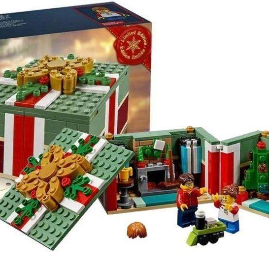 pacco regalo LEGO set 40292