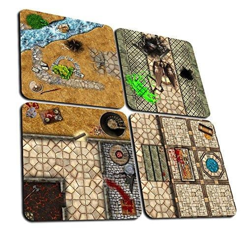 sottobicchieri-dungeons-and-dragons