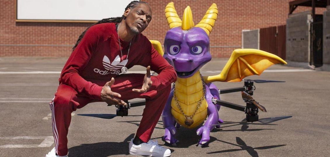 spyro snoop doog