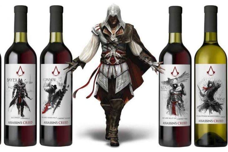 vini di Assassin's Creed