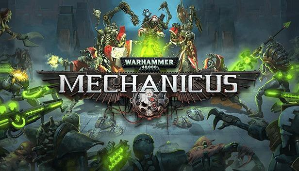 warhammer 40k: mechanicus cover