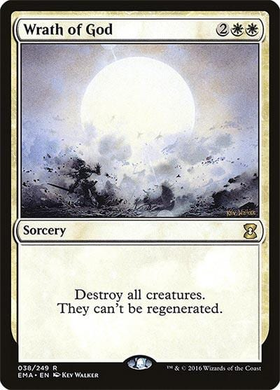 wrath of god magic the gathering