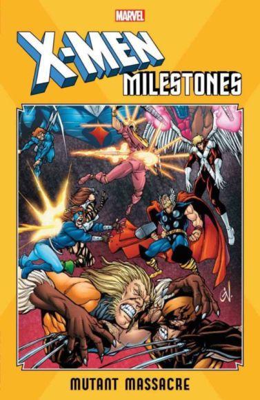 x-men milestones 3