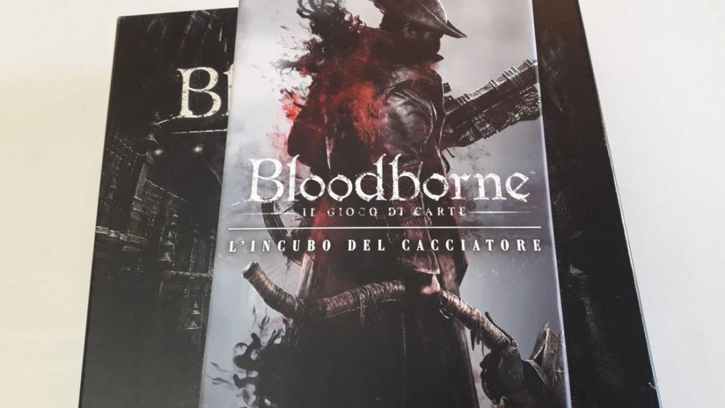 bloodborne l'incubo del cacciatore