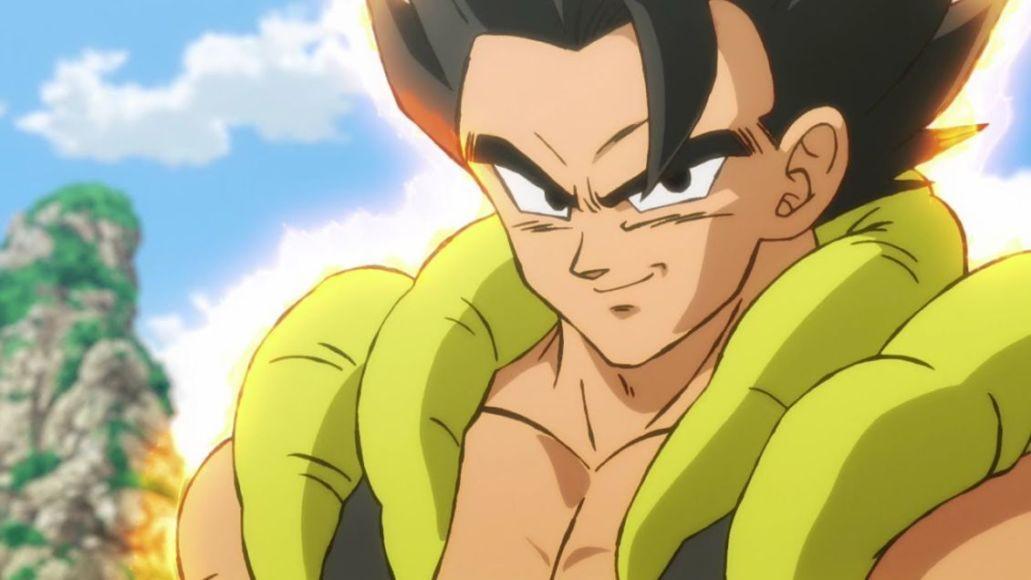 Dragon Ball Super: Broly Gogeta