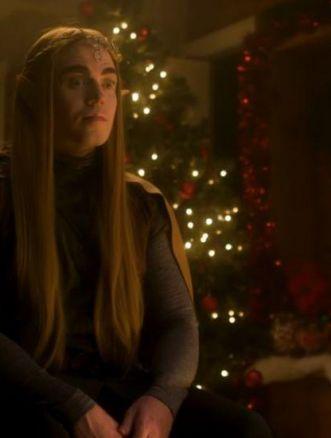 Elfo Fantasy Natale