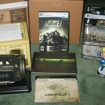 limited edition di videogiochi