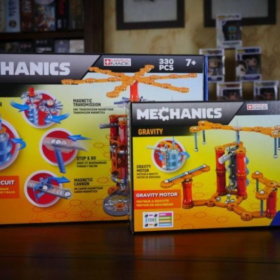 Geomag Mechanics Gravity
