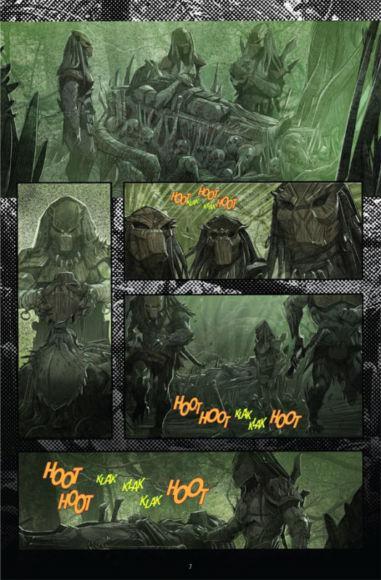 Predators: cacciatori 1