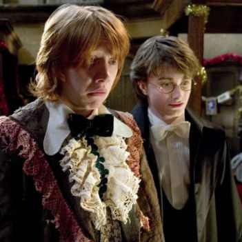 Ron Weasley Harry Potter Rupert Grint